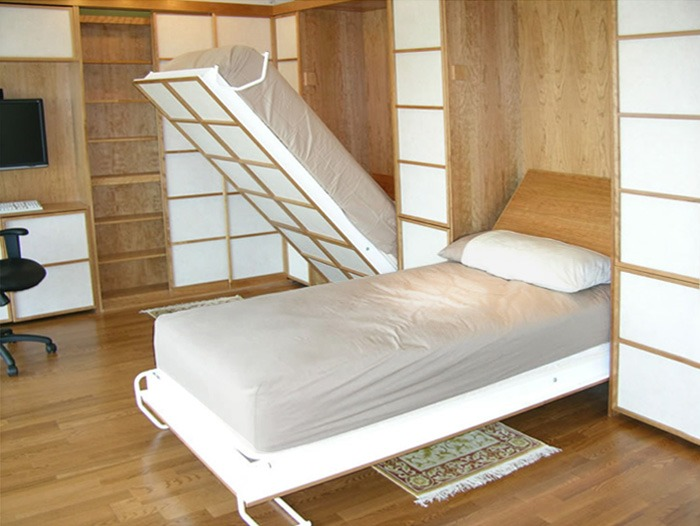 Awesome Murphy Bed Furniture  Concept