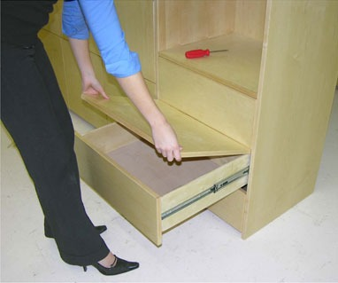 Murphy Bed for Sleep Center