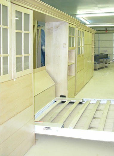 SLeep Clinic Murphy Bed