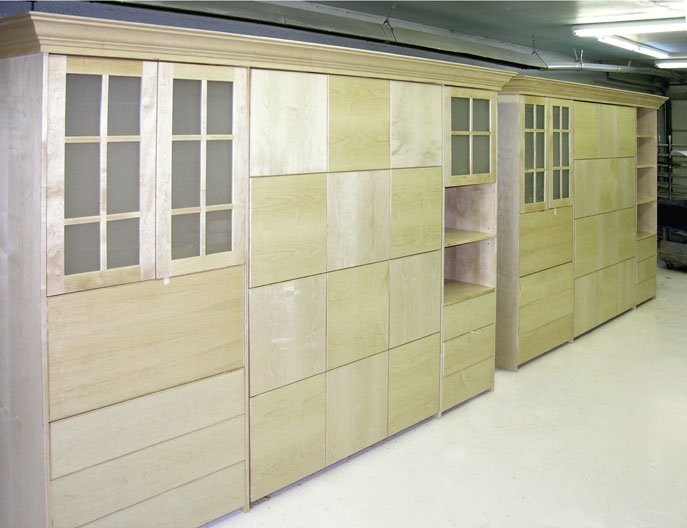 Sleep Center Murphy Bed
