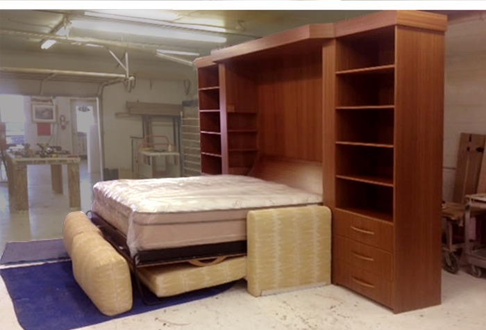 sofa murphy beds unique custom wall beds from flyingbeds flyingbeds