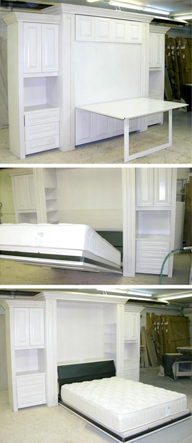 Table Murphy Bed 100 Custom Murphy Bed With Table