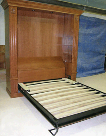 Custom Armoire Murphy Beds Timbers Murphy Bed Armoire