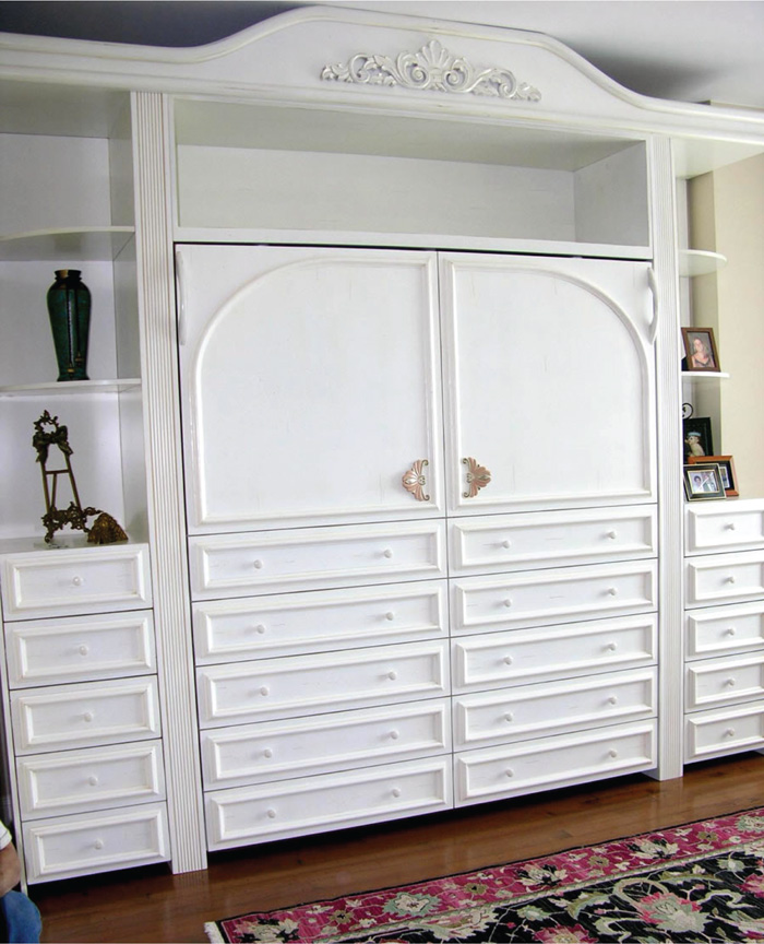King Size Murphy Beds   100% Custom King Murphy Beds by FlyingBeds