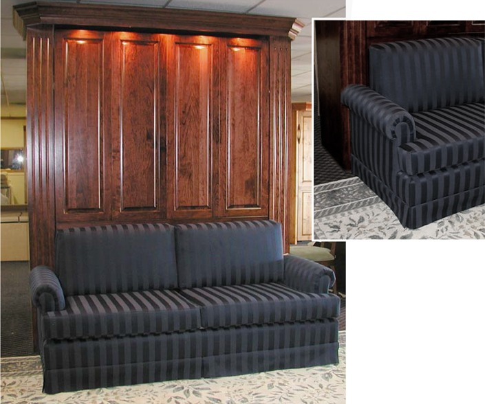 unique murphy bed | Sofa Murphy Beds - Unique Custom Wall Beds From FlyingBeds ...