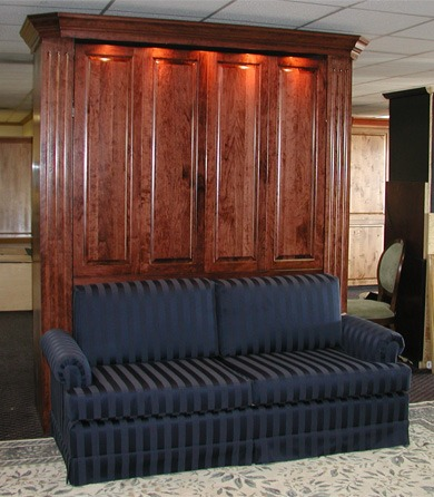 Murphy Bed Sofa Custom Sofa Murphy Beds By Flyingbeds