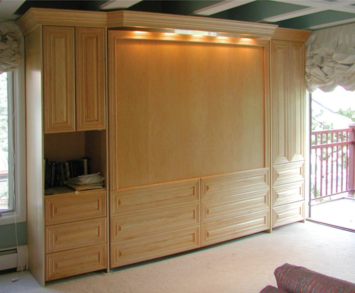 King Size Murphy Beds 100 Custom By Flyingbeds