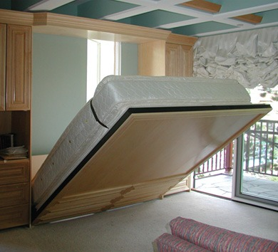 Murphy Bed Sofa Table